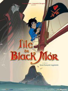 Affiche L'Île de Black Mór