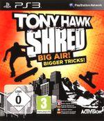 Jaquette Tony Hawk Shred