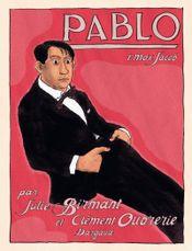 Couverture Max Jacob - Pablo, tome 1