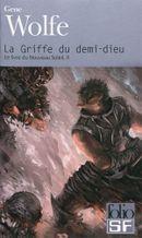 Couverture La Griffe du demi-dieu - Le Livre du Nouveau Soleil, tome 2