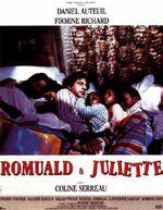 Affiche Romuald et Juliette