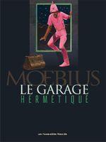 Couverture Le Garage hermétique