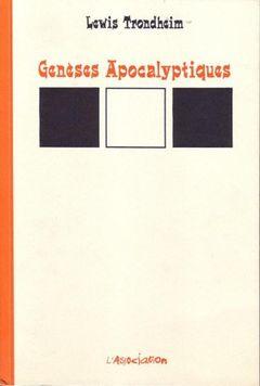 Couverture Genèses apocalyptiques