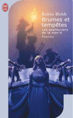 Couverture Brumes et Tempêtes - Les Aventuriers de la mer, tome 4