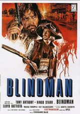 Affiche Blindman