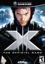 Jaquette X-Men : Le Jeu officiel