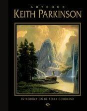 Couverture Artbook Keith Parkinson
