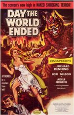 Affiche The Day The World Ended