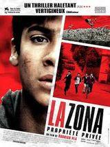 Affiche La Zona, propriété privée