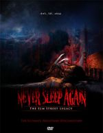 Affiche Never Sleep Again : The Elm Street Legacy