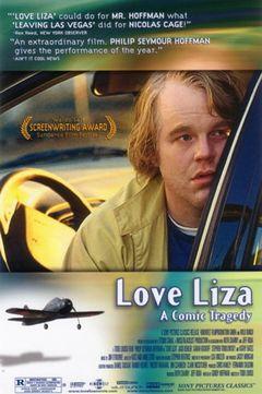 Affiche Love Liza