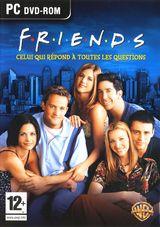 Jaquette Friends : Celui qui répond à toutes les questions