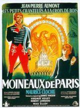 Affiche Moineaux de Paris