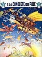 Affiche À la conquête du Pôle