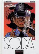 Couverture Code Apocalypse - Soda, tome 12