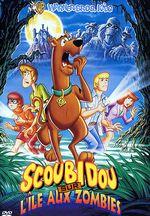Affiche Scooby-Doo sur l'île aux zombies