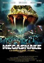 Affiche Mega Snake