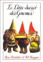 Couverture Le Livre secret des gnomes