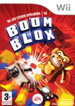 Jaquette Boom Blox