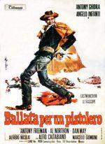 Affiche Ballade pour un pistolero