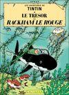 Couverture Le Trésor de Rackham le Rouge - Les Aventures de Tintin, tome 12