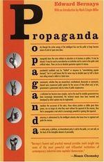 Couverture Propaganda