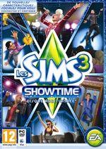 Jaquette Les Sims 3 : Showtime