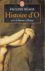 Couverture Histoire d'O