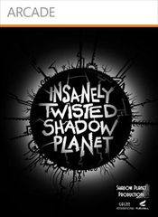 Jaquette Insanely Twisted Shadow Planet