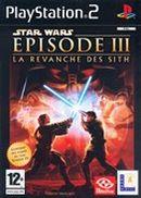 Jaquette Star Wars : Episode III - La Revanche des Sith