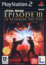 Jaquette Star Wars : Episode III - La Revanche des Sith