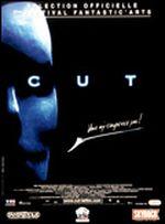 Affiche Cut