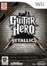 Jaquette Guitar Hero : Metallica