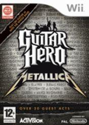 Jaquette Guitar Hero: Metallica