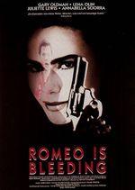 Affiche Romeo Is Bleeding