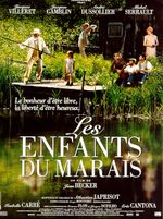 Affiche Les Enfants du marais
