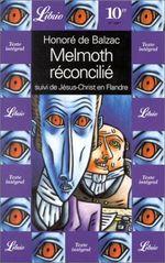Couverture Melmoth réconcilié