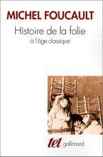 Couverture Histoire de la folie à l'âge classique