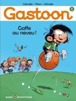Couverture Gaffe au Neveu ! - Gastoon, tome 1