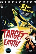 Affiche Target Earth