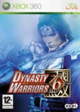 Jaquette Dynasty Warriors 6