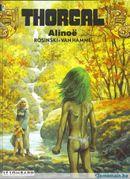 Couverture Alinoë - Thorgal, tome 8
