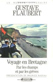 Couverture Voyage en Bretagne