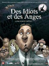 Affiche Des idiots et des anges