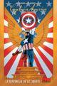 Couverture La Sentinelle de la Liberté - Captain America, tome 1