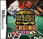 Jaquette Golden Nugget Casino DS
