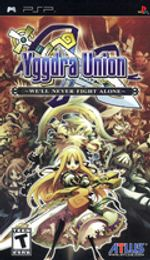 Jaquette Yggdra Union