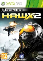 Jaquette Tom Clancy's H.A.W.X 2