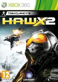 Jaquette Tom Clancy's H.A.W.X 2
