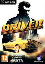 Jaquette Driver : San Francisco